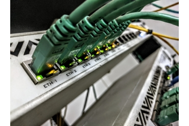 Server Room Connection